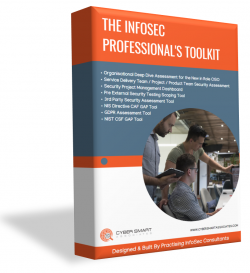 The InfoSec Professionals Toolkit